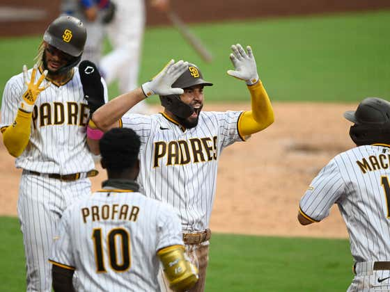 The Padres Are Paying $812 Million......To Their Infield