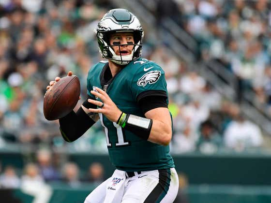 BREAKING: It Finally Happened. Carson Wentz Has Been Traded To The Colts