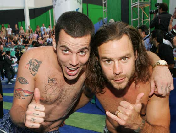Steve-O Had Chris Pontius On His Podcast To Recap Their Wildest Night Of Partying In Miami
