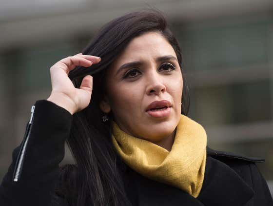 El Chapo's Wife Just Got Arrested For Trying To Traffic Every Drug Known To Man Into The US