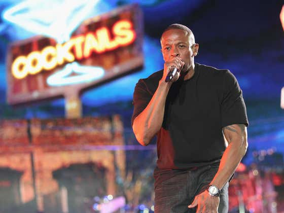 "Holy Shit We Actually Might Really Be Getting ""Detox"" From Dr. Dre"