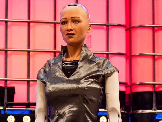 Sophia The Artificial Intelligence Robot Just Roasted The Human Race As A Whole