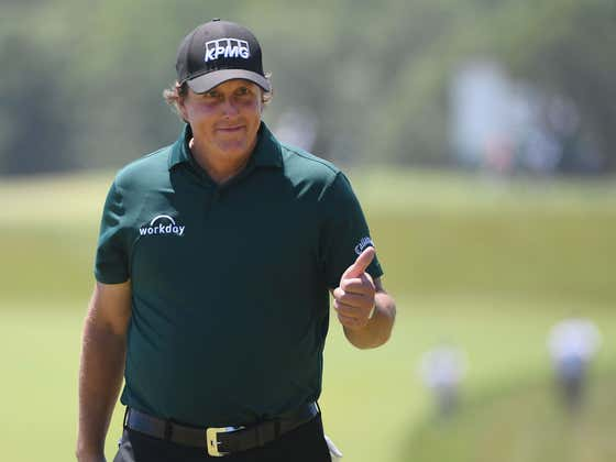 Should Phil Mickelson Be Banned From The Senior Tour If He Wins His First 3 Events?