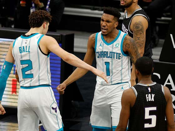 The Charlotte Hornets Had One Of The Most Improbable Comebacks You'll Ever See