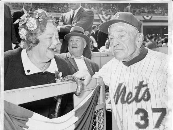 Lets Get Joan Payson into the Baseball Hall of Fame