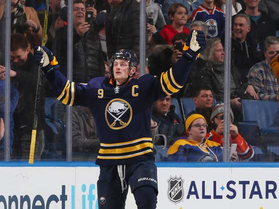 Dissecting A Potential Rangers Deal For Jack Eichel