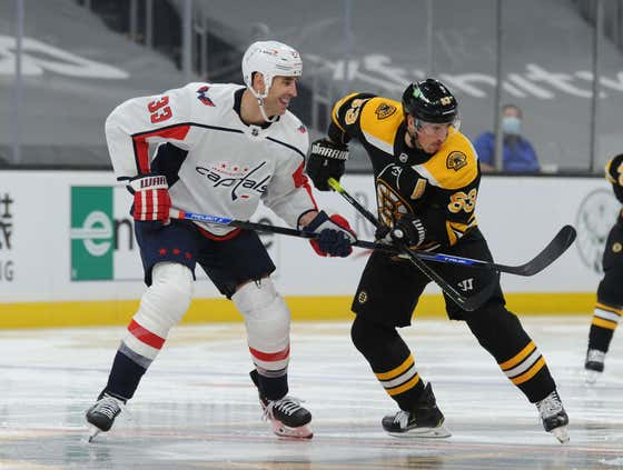 Bruins Fall To Caps In A SO In Zdeno Chara's Return To Boston