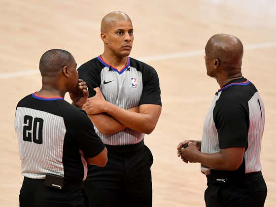 The NBA Has An Officiating Problem And It Needs To Be Addressed Immediately