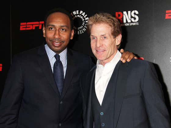 ESPN Offered Skip Bayless a Reported $30 Million to Reunite With Stephen A. Smith