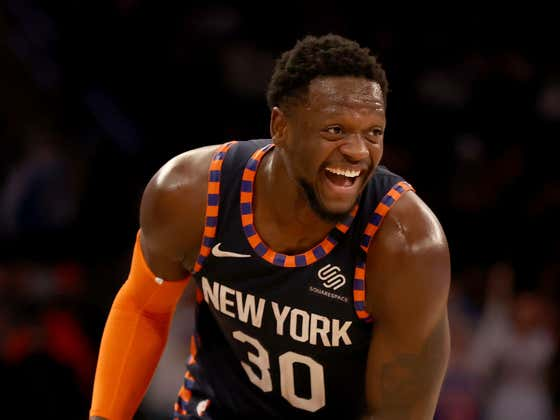 Julius Randle Is EXACTLY Who Us Knicks Fans Have Been Waiting For, So Let's Make Him A Knick Forever