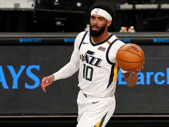 Mike Conley Will Finally Make His First Ever All Star Game As A Replacement For Devin Booker