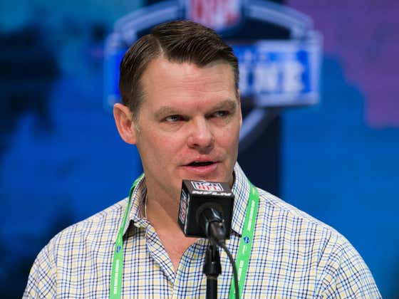 Colts GM Chris Ballard Explains His Free Agency Approach, How To Build A Team, + What He Used To Chew