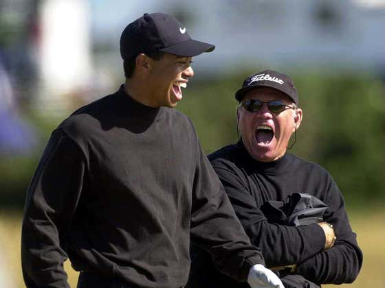 Golf Instructor Butch Harmon Reveals How He Figured Out The Best Way To Motivate Tiger Woods