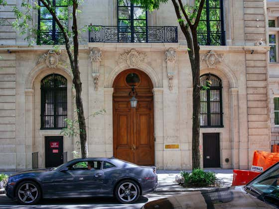 Anonymous Buyer Purchases Jeffrey Epstein's NYC Mansion For A Whopping $50M