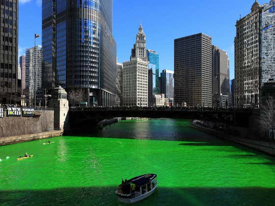 In A Major Fuck You To Covid, Chicago WILL Once Again Be Dying The River Green This Saturday For St. Patrick's Day