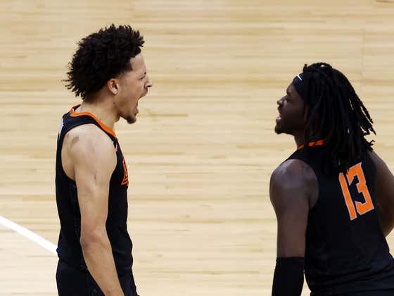 This Is A Cade Cunningham Appreciation Blog Because Cade Cunningham And Oklahoma State Are Fucking Awesome