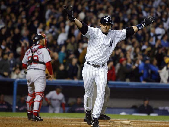 What If Aaron Boone Didn't Hit The Series-Winning Walkoff Home Run In The 2003 ALCS?