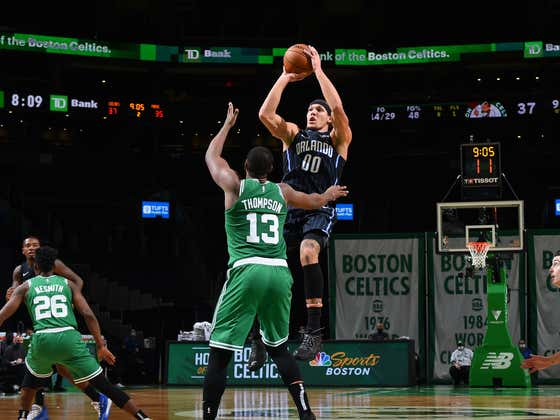 Danny Ainge And The Celtics Are Reportedly The Leaders In The Chase For Aaron Gordon