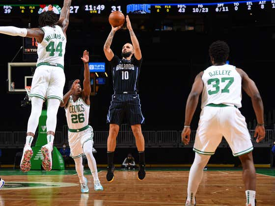 Now That Evan Fournier Is A Celtic, How Does He Help?