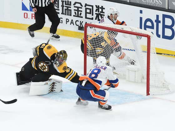 The Bruins Lose Their 5th Straight Game Vs. The Islanders This Season... Spin Zone: It Was Their First Game Back In A Week And They Earned A Point