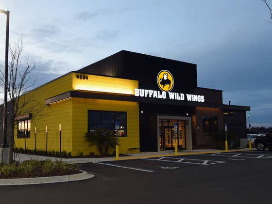 I'll Never Forget The Buffalo Wild Wings I Was At For The Greatest Sports Comeback Of My Life