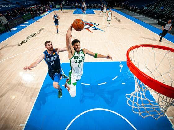 From The Jays To The Murder Kornet The Celtics Thankfully Avoided Disaster In OKC