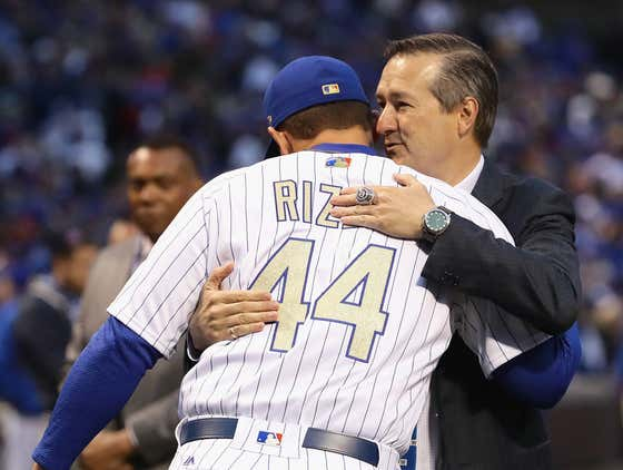 The Cubs Official Contract Offer To Anthony Rizzo Has Gone Public And It's LAUGHABLE