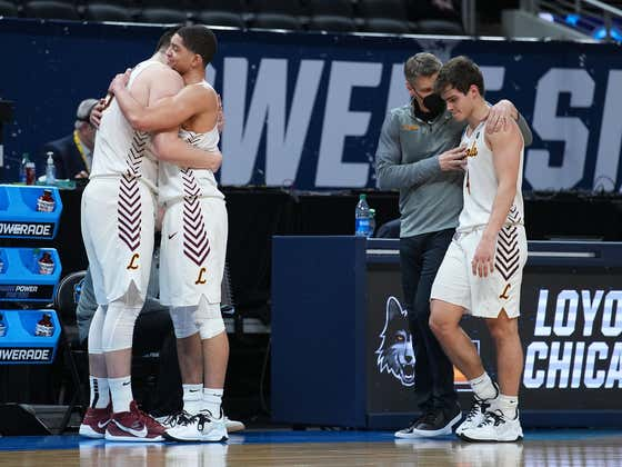 It Was A Hell Of A Year For Loyola Chicago. But The Run's Not Over Yet.