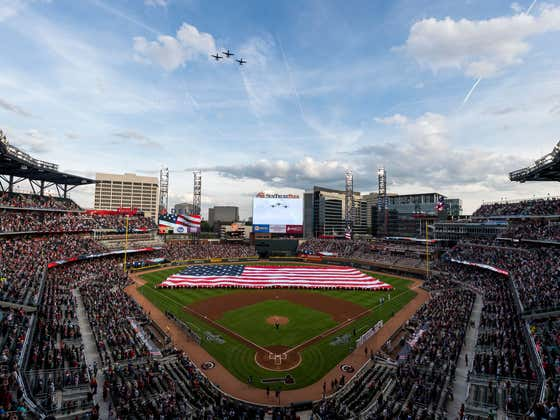 MLB Stadiums Change Their Names Wayyyyyy Too Much