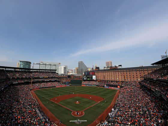 An Opening Day* Ode To Camden Yards, The Greatest Ballpark In America
