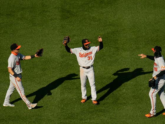 The Red Sox Got Their Doors Blown Off To Complete A Sweep At The Hands Of The Orioles