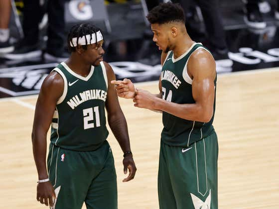 Bucks Fans Can Officially Exhale After Seeing Jrue Holiday Signed A Massive $160M Extension