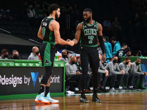 The Celtics Are Starting To Look Like The Team We Knew They Could Be