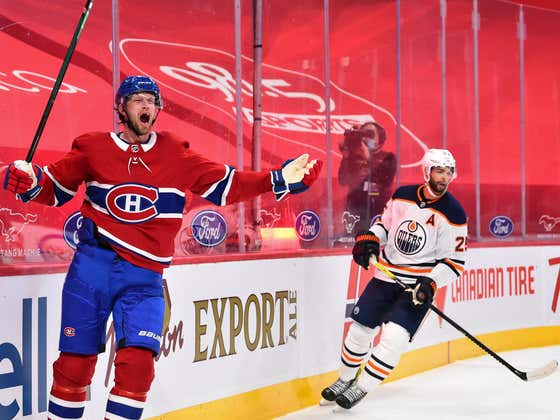 The Montreal Canadiens Deserve A Nobel Prize For Getting Eric Staal Out Of Buffalo