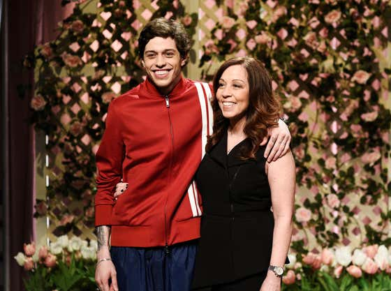 Pete Davidson Is FINALLY Moving Out of His Mom's Basement