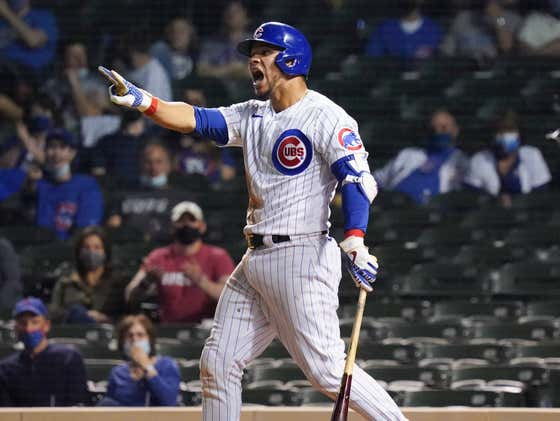 I Want To Apologize To Cubs Fans For Calling Willson Contreras Soft