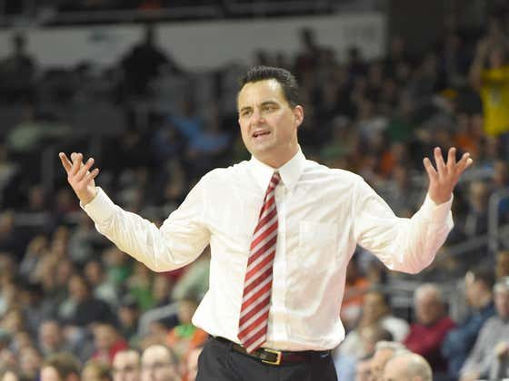 Arizona Just Fired Sean Miller And It's Totally Because Of The FBI Investigation And Not Because He Stopped Winning (Wink, Wink)