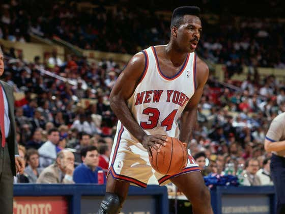 Charles Oakley Hates James Dolan So Goddamn Much He Declined The Knicks Retiring His Jersey And Hanging It In The Rafters