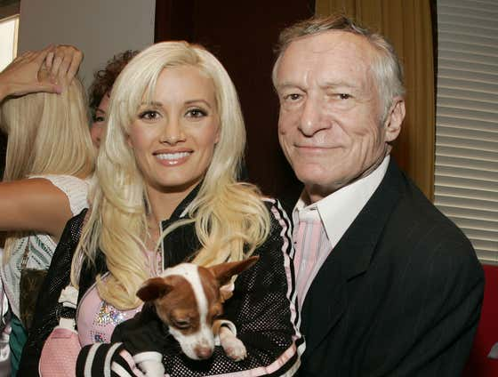 """Holly Madison Reveals What Playboy Parties At The Mansion Were Really Like And How Hef Would """"Grade The Girls"""" Based On Hotness"""