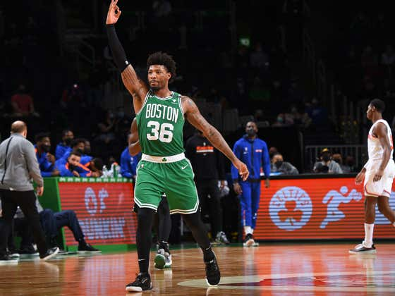 Behind Marcus Smart's Heroics, The Celtics Finally Came Through With A Big Clutch Time Win