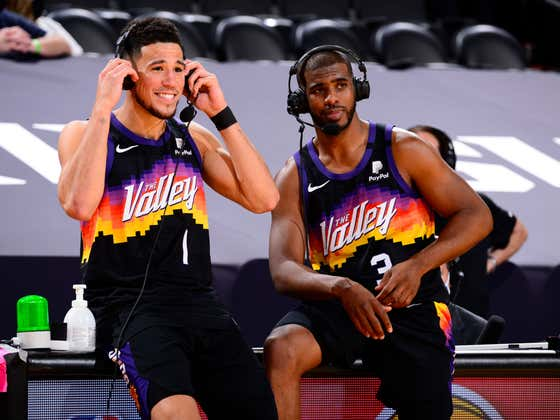 It's Time To Put Some Damn Respect On What The Phoenix Suns Are Doing