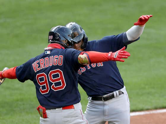 The 0-3 Boston Red Sox Have Hauled Off Four Straight Wins And Are Actually Good
