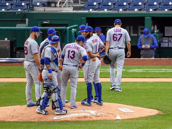 I'm Pretty Sure I Just Fixed The Mets Bullpen In 5 Easy Steps