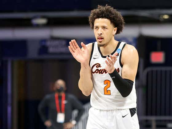 Nope, Nothing Weird Here! Cade Cunningham's Brother Just So Happens To Be Leaving Oklahoma State's Coaching Staff