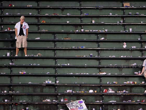 There's No Coming Back. The Chicago Cubs Are Sellers And It's Utterly Pathetic.