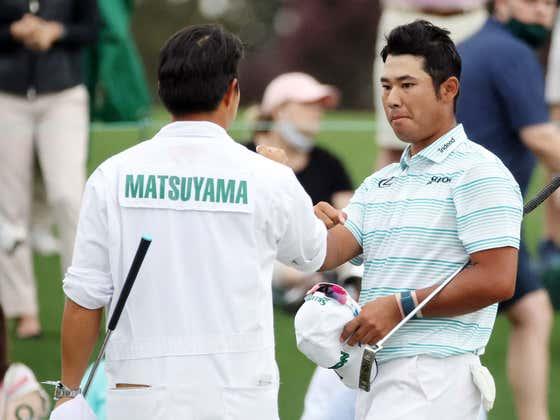 Fore Please! Your Masters Moving Day Recap - Hideki Matsuyama Seizes Control