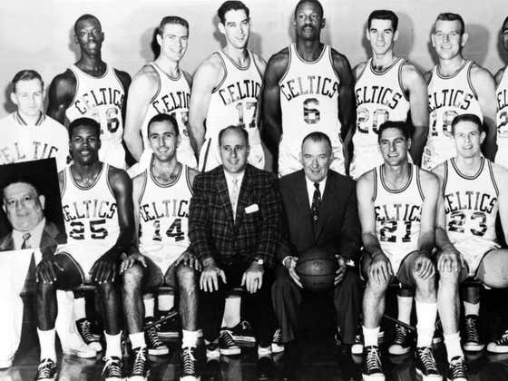 On This Date in Sports April 11, 1961: Threepeat for Boston
