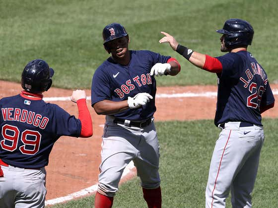 The Red Sox Are Bludgeoning Teams To Death Amidst Their Six-Game Winning Streak