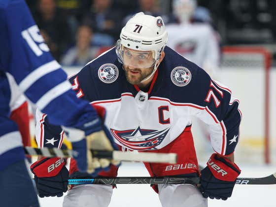 After Landing Nick Foligno, I Think It's Time To Legitimately Be Worried About The Stanley Cup Going Back To Canada