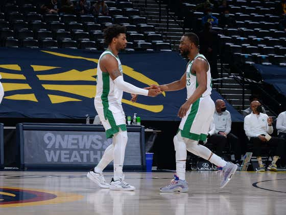 While You Were Watching Golf The Celtics Went Into Denver And Pulled Out The Best Win Of Their Season